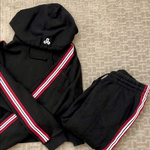 ARITZIA TNA Sweatsuit Full Set Hoodie & Sweats